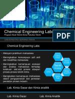 Chemical Engineering Laboratories