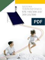 Ficha Tecnica Baxi Roca Termosifon