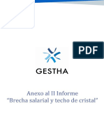 Informe GESTHA Bretxa Salarial