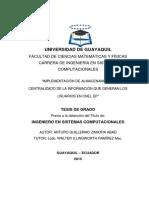 IMPLEMENTACION DE ALMACENAMIENT - Zamora Abad Arturo Guillermo.pdf