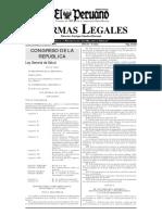 Ley General de la Salud