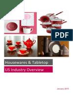 Housewares Industry Report