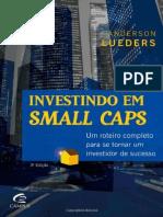 Investindo Em Small Caps Anderson Lueders