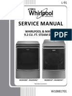 Maytag Dry Medb835d Service Manual