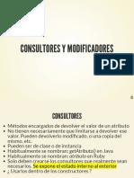 4.-Consultores y Modificadores