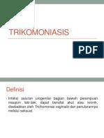 Trikomoniasis, Vaginositis Bakterial, Kandidiasis Vulvovaginitis