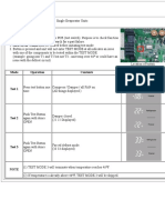 LG Ref Diag Test Mode DualEvap