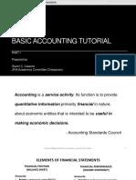 SYAT Bookkeeping Tutorial