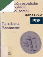 Bartolomé Bennassar - Inquisicion espanola.. poder politico y control social.pdf