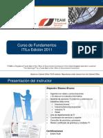 TEAM_ITIL_Curso Fundamentos ITIL Pub 2011 - 24 Hrs (Pres)_v13_Council