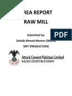 Ball mill report final.docx