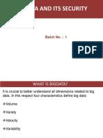 Official BigData PPT