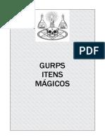 Gurps Itens Mágicos