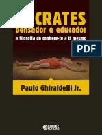 Sócrates pensador e educador / Paulo Ghiraldelli Jr