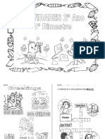 Atividades de Ingles 2 Ano PDF