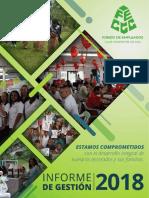 Informe de Gestión - FeCampestre 2018