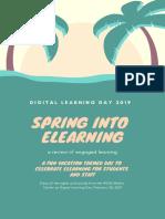 WCHS Media Center Digital Learning Day 2019