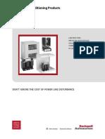 Allen Bradley 1321 Reactors - Isolation transformers.pdf
