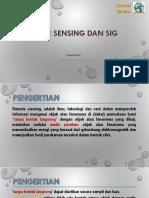 Materi PJ Dan SIG