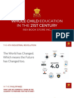 Whole Child Education in the 21st Century (Presentation)