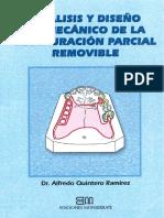 Analisis y Diseño Biomecanico de La Restauracion Parcial Removible