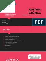 Gastritis Cronica