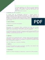 Estructura Del TFM UNED 2018