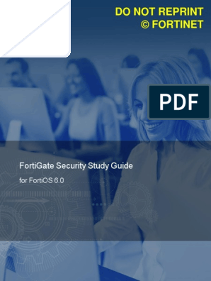 FortiGate_Security_6 0_Study_Guide_v2-Online pdf | Domain
