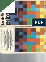 La definicón de Psicología Capítulo 1.pdf
