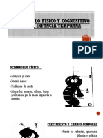 Diapositiva 3. Infancia Temprana