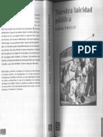 Blancarte, Roberto_Nuestra Laicidad Pública Prefacio.pdf