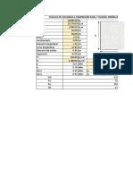 cálculo de columnas de concreto reforzado