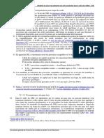 Comptabilisation EL Provisions