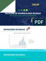 Defunciones Naturales_Observatorio Socioeconómico
