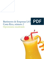 Barómetro de Empresas LATCO Costa Rica, número 2 DELOITTE