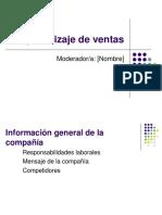Presentacion Ventas