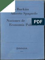 Burkun _EconomiaPolitica