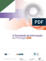 Sociedade da Informação em Portugal - 2008 - Instituto Nacional de Estatística