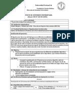 Proyecto Extension Juegos Universitarios 2017