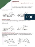 ejercicios espalda toracica