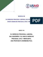 APLICACIONSUPLETORIADELCODIGOPROCESALCIVILYMERCANTI ENEL PROCESOLABORAL.pdf