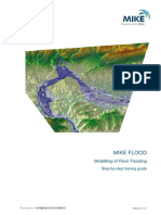 MIKE FLOOD River Flood Modelling Step by Step
