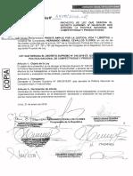 PL 3908 Proyecto de Ley que exige la derogatoria del Plan de Competitividad del Ejecutivo por considerar que lesiona los derechos de los y las trabajadoras