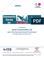 queen camel the old school community consultation report - summary final