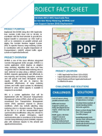 Dynamic Ramp Metering - Fact Sheet