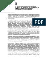 Manual de Advertencias Octogonal de Sodio Azucar Grasas Tras en Productos
