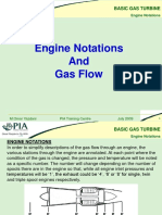Engine Notations & Flows