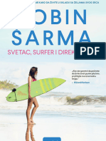 Svetac, surfer i direktorka Robin Šarma DEO