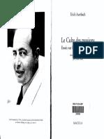 Auerbach - Racine Et Les Passions (in Le Culte Des Passions)