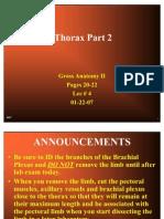 Shoulder Region and Thorax2